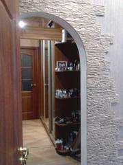 Декоративный камень для внутренней отделки.