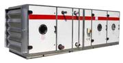 Приточно-вытяжная вентиляционная установка Frivent AquaVent  DEH-1000-HP Солигорск