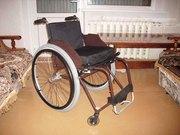 Продаётся новая,  инвалидная коляска